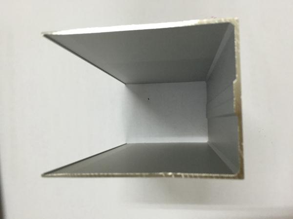 净化铝材-50地槽铝型材