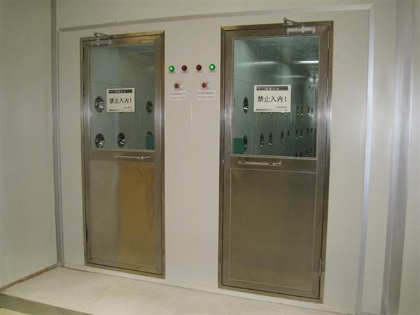 北京双人风淋室